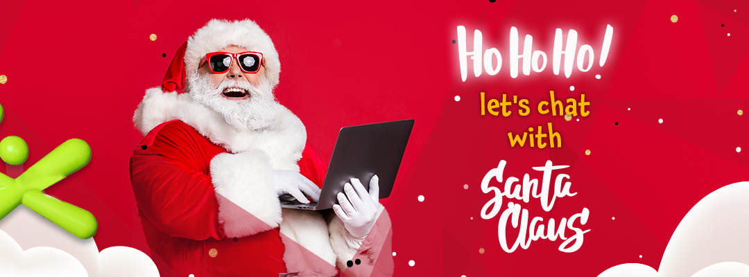 Did you know the Boys and Girls Club of Moncton has a direct line to Santa?